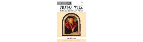Prawo i Więź nr 12 (e-wydanie)
